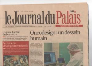 Le journal du Palais 1